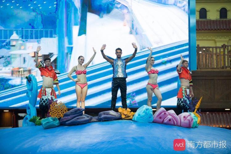 在广州能滑雪了!广州融创文旅城开幕,送你最