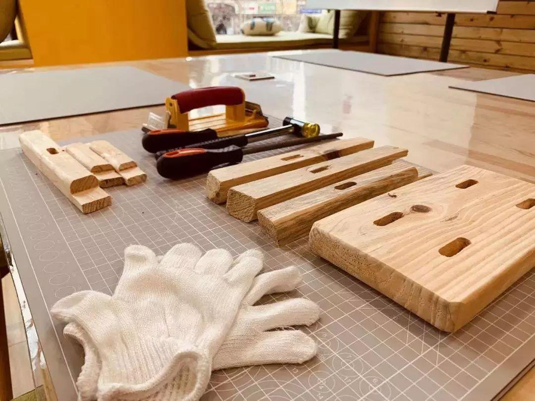 早鸟特惠 | 亲子木工diy,制作专属于孩子的小玩具,成就感满满
