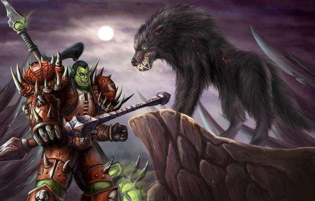 虎牙主播测试,谁是魔兽世界怀旧服第一职业?猎人轻松虐杀牧师