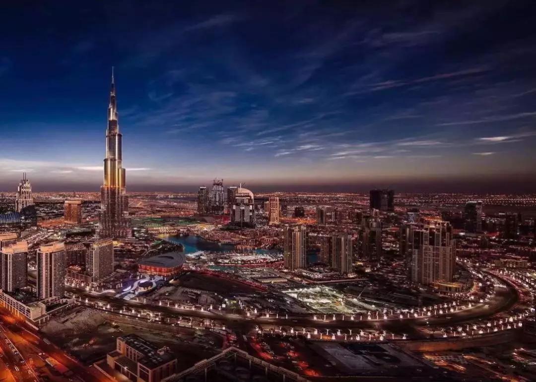在迪拜和沙特公主做邻居是什么体验?