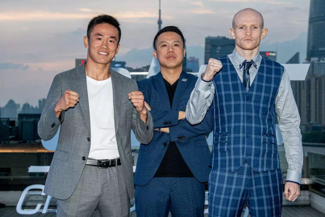 2019年6月15日ONE上海站 韩子豪vs米勒(ANDREW MILLER) [视频]