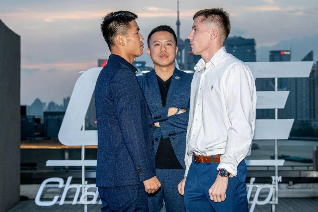 2019年6月15日ONE上海站 张成龙vs哈德卡斯尔(HARDCASTLE) [视频]