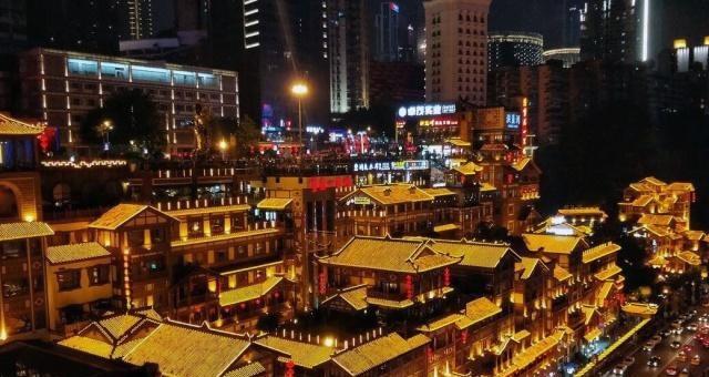 中国城市逛吃指数排名,重庆全国第一,广州仅排第八