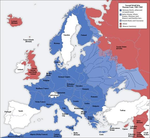 二战时德国的工业有多强大,不比美国逊色多少_德国新闻_德国中文网