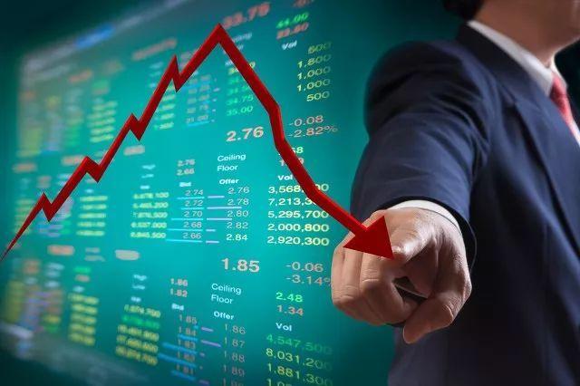 跌幅過大的股票【工業富聯股價跌幅過半,隱含兩個警示】