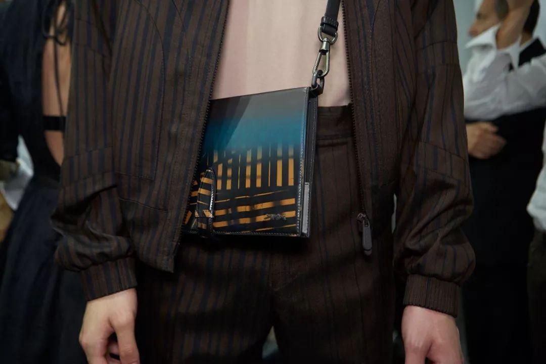 杰尼亚品牌标志_Ermenegildo Zegna XXX 2020夏季系列 :时尚可持续_杰尼亚
