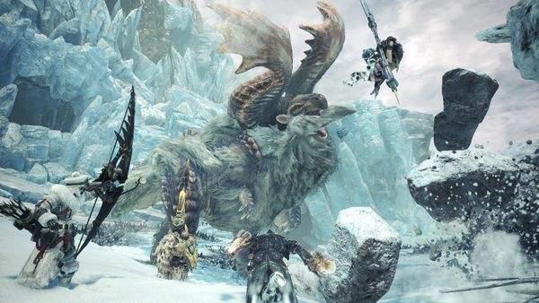 任务不共享!《怪物猎人世界》冰原DLC玩家联机受限