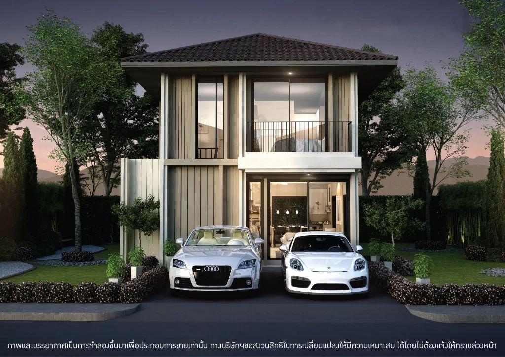 165平方二层房子设计图