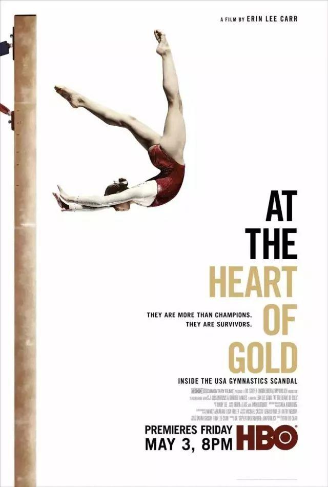 体操在美国有很强的影响力,数百万计的孩子正在参与这项运动。