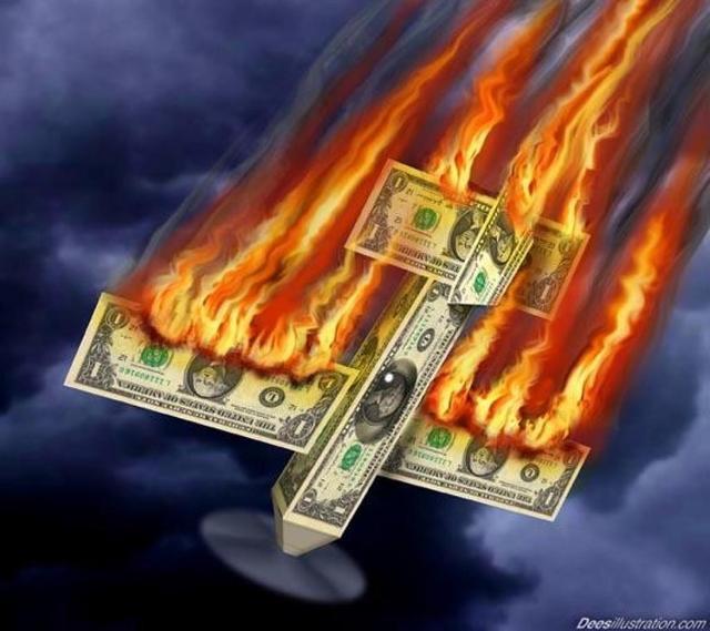 減債【中俄加等國持續減美債后,事情有新變化,美國經濟或有兩大脆弱點】