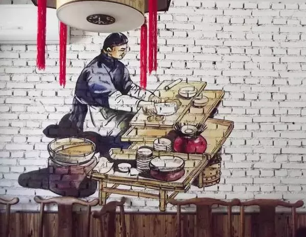 中国梦题材墙绘