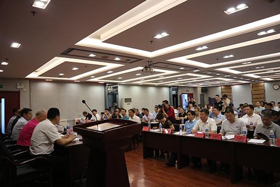 李志彦当选河北省民营企业合作发展促进会会长