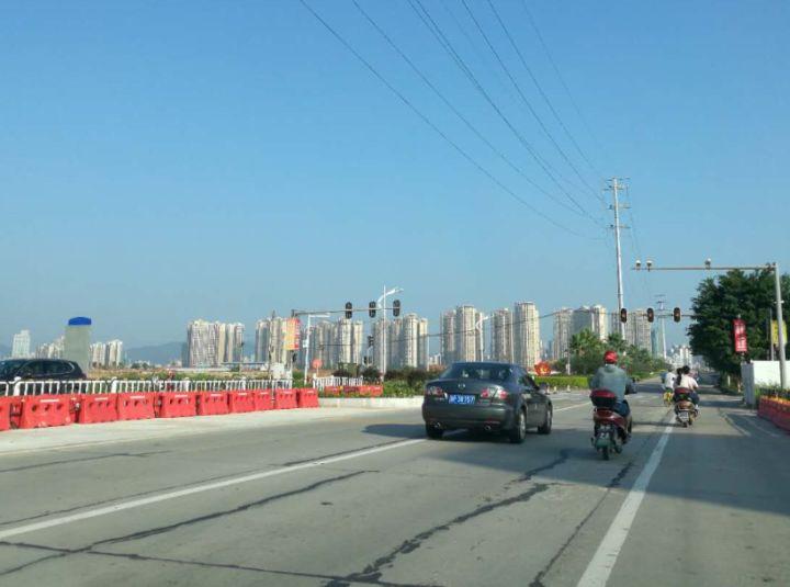 请周知!河源市区建设大道东