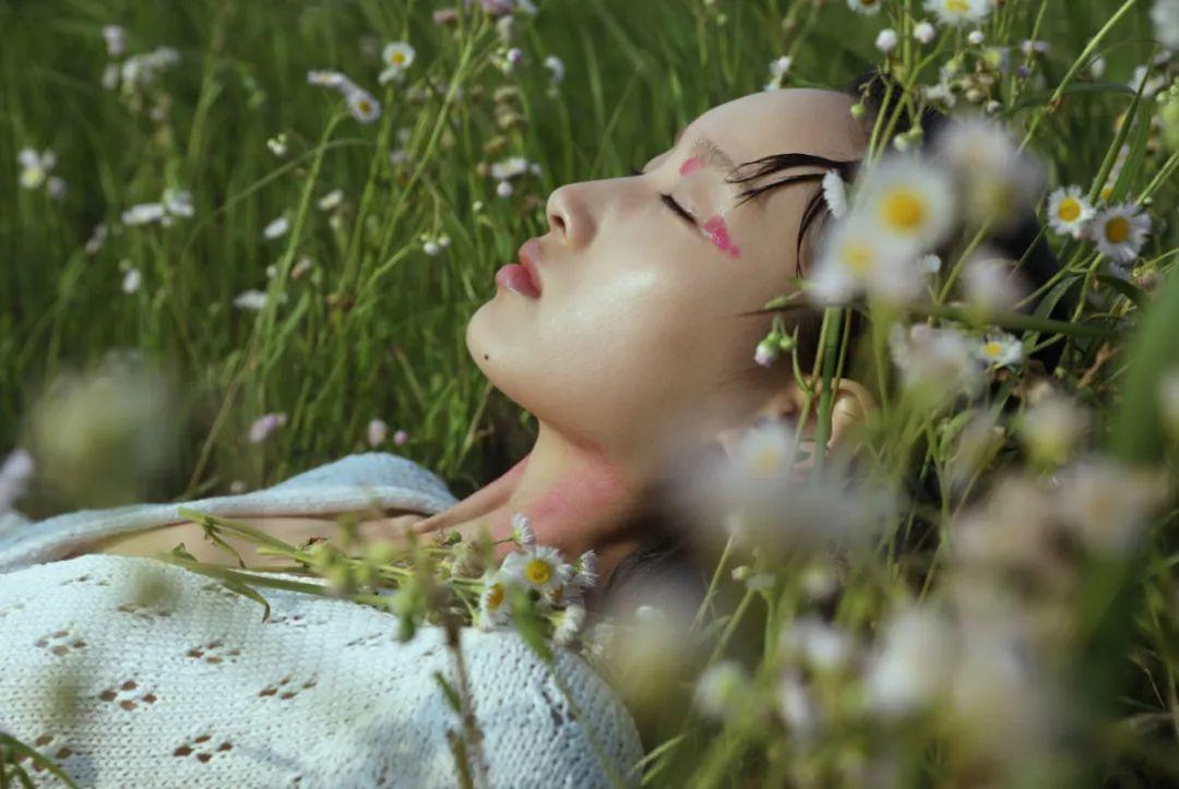 AFIA认证模特王涵拍摄Ming's Magazine时尚大片