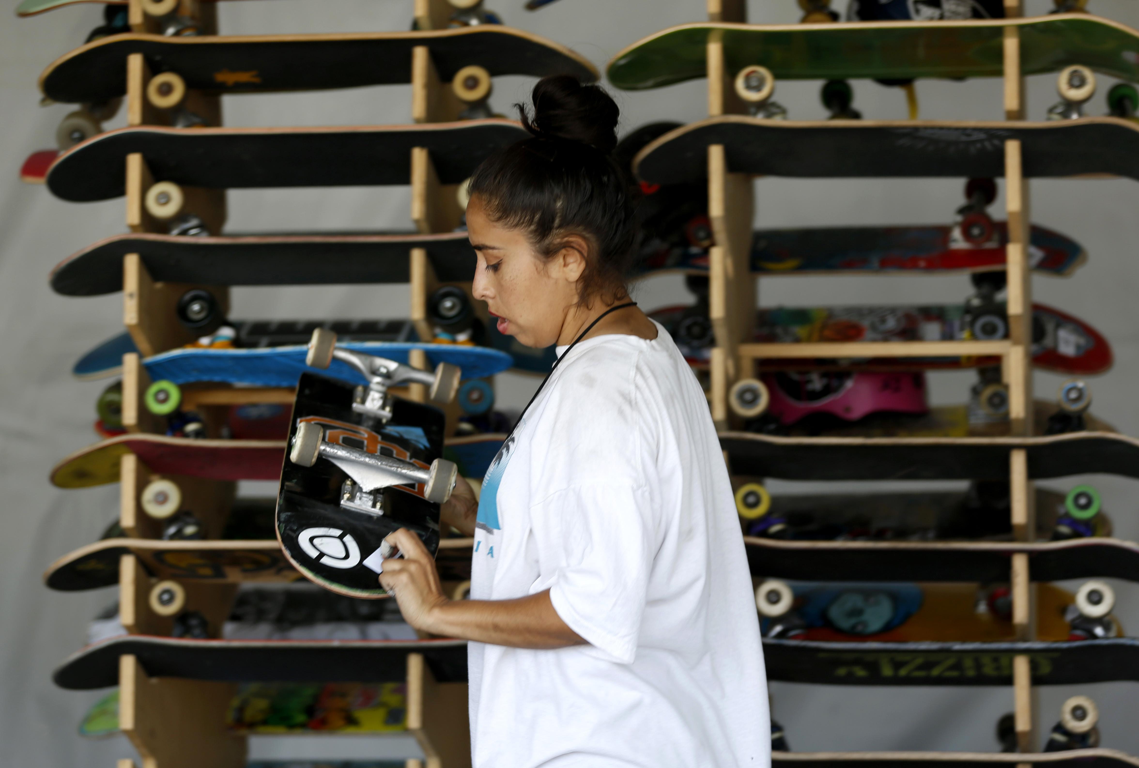 滑板——加州:全民爱滑板