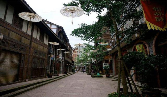 重庆这座冷门古镇,虽然比不上磁器口有名,但是历史悠久很有特色