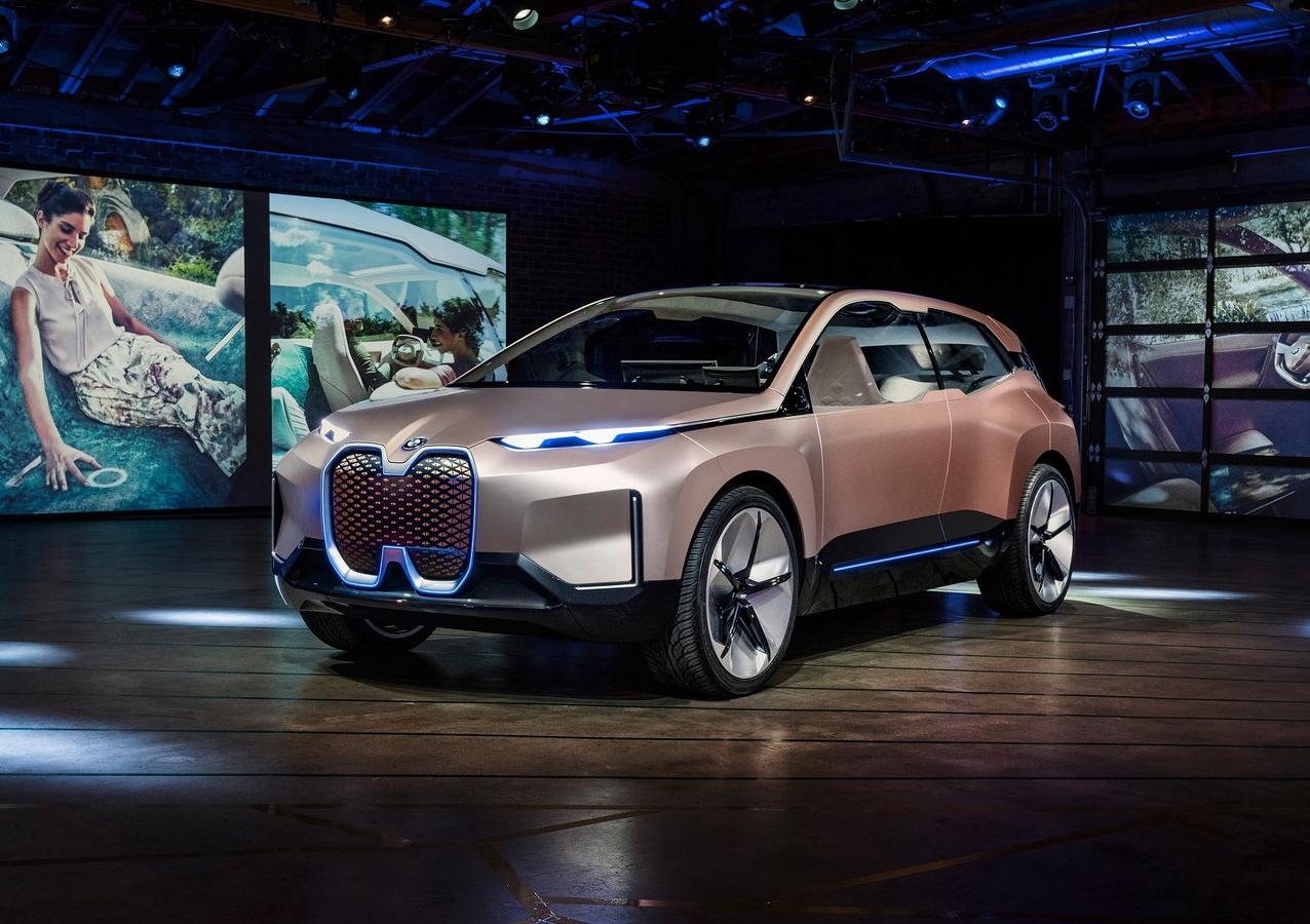 """宝马集团即将推出 BMW Vision M NEXT概念车探索未来出行  """"宝马集团#NEXTGen未来峰会""""将于25日"""