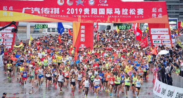 跑狐周记|杨定宏雨战跑出221 国际田联将更换名称及标志