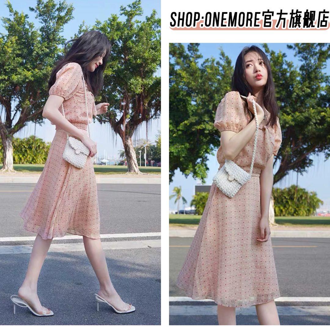6KeG5bGP_50件连衣裙种草!波点裙,仙女裙都有!照着穿就很美!
