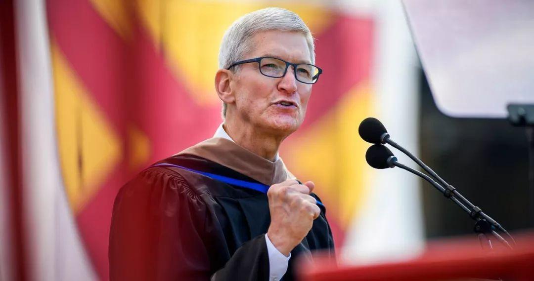 苹果CEO库克斯坦福大学毕业演讲:世上本来也就没有准备好了这回事!