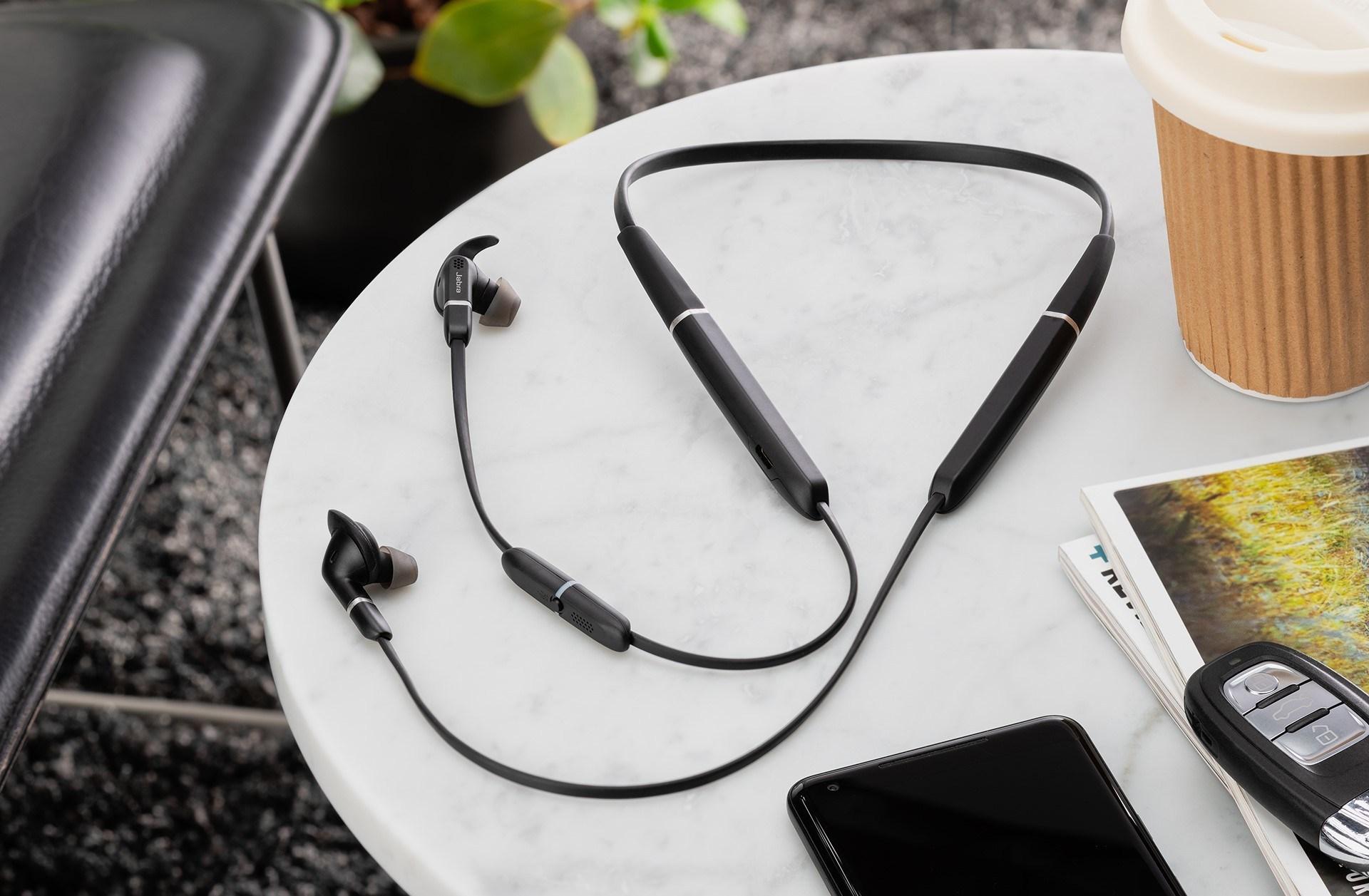 一款专为通话而生的挂颈式蓝牙耳机,Jabra Evolve 65e 评测丨钛极客
