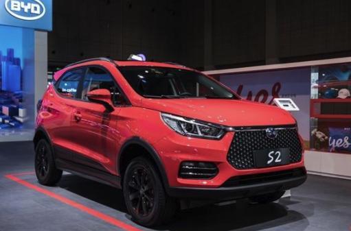 原创                比亚迪S2来了,又一款实力小型纯电SUV,让其他品牌怎么活?