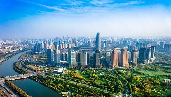 郑州城市经济总量排位_郑州城市职业学院