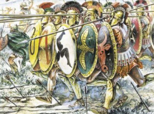 砍霍战术谁发明的_战场自保二选一,你选盔甲还是选盾牌?_防护