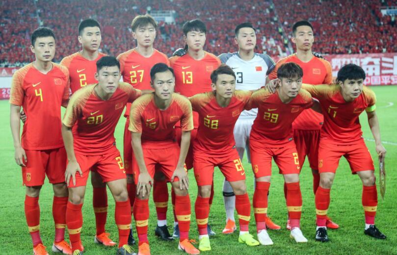 亚足联确认中国队为世预赛40强赛第一档球队 7月举行抽签