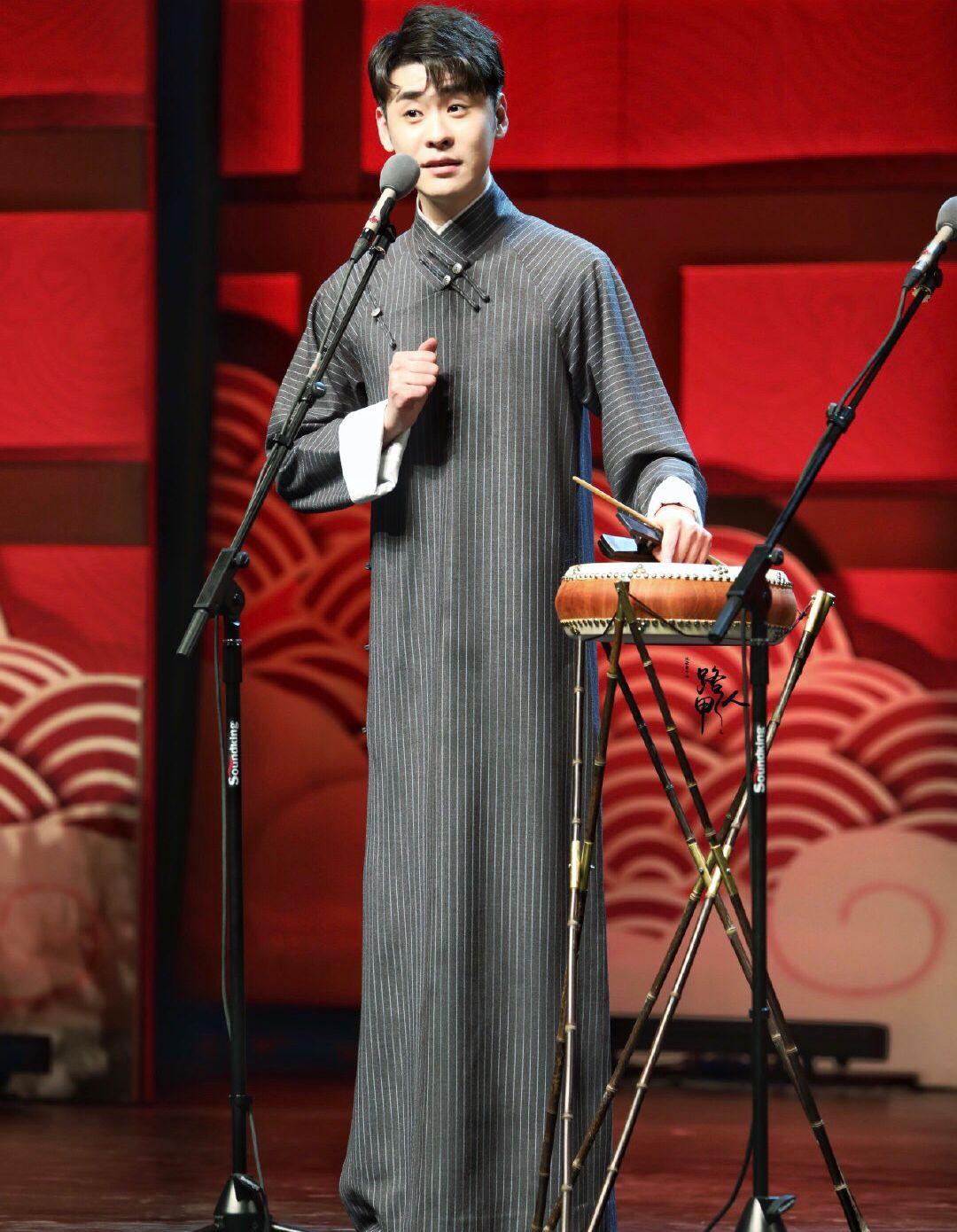 张云雷北京专场正常举行,非遗项目成表演重点之一