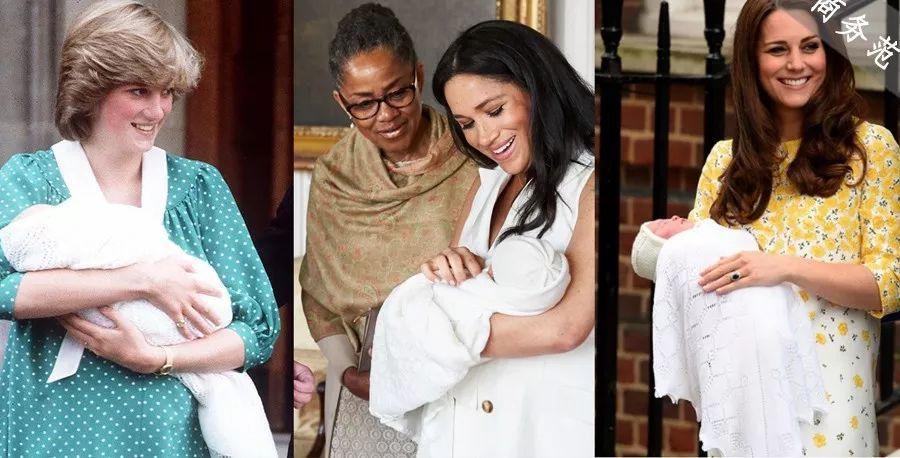 梅根买1万块婴儿车引争议,王室养娃究竟有多少规矩?