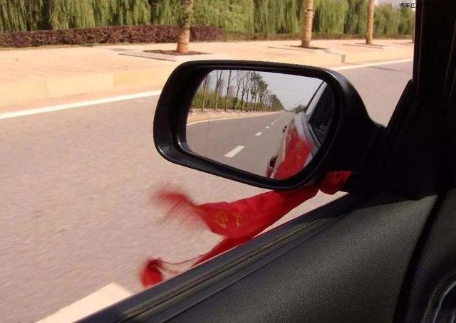 """原创                请别再叫我给新车绑""""红丝带""""了"""