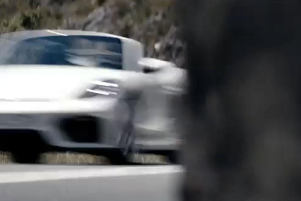 保时捷718 Boxster Spyder曝光