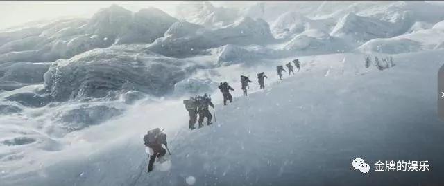 吴京《攀登者》曝光预告片,打破战狼的票房记录指日可待