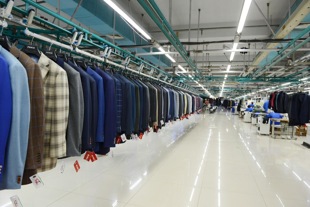 买什么衣服身材说了算 C2M私人定制要戳破传统服装产业边界