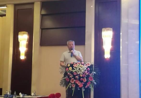 杨志平院长应邀参加中国医院管理暨康复医学科建设高峰论坛并发表主题演讲