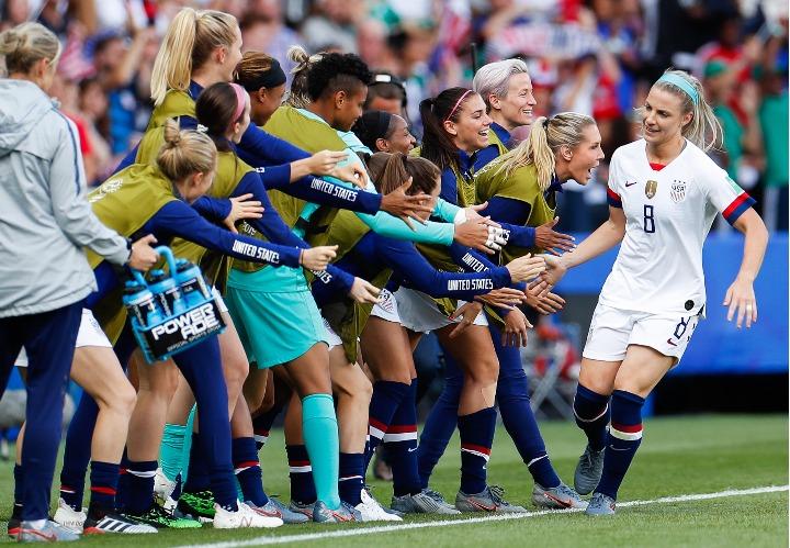 女足世界杯|淘汰赛对阵中国?美国队主教练:先打完小组赛