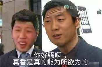 互联网四大警告表情包:洪世贤,王境泽,华农兄弟,陆超图片