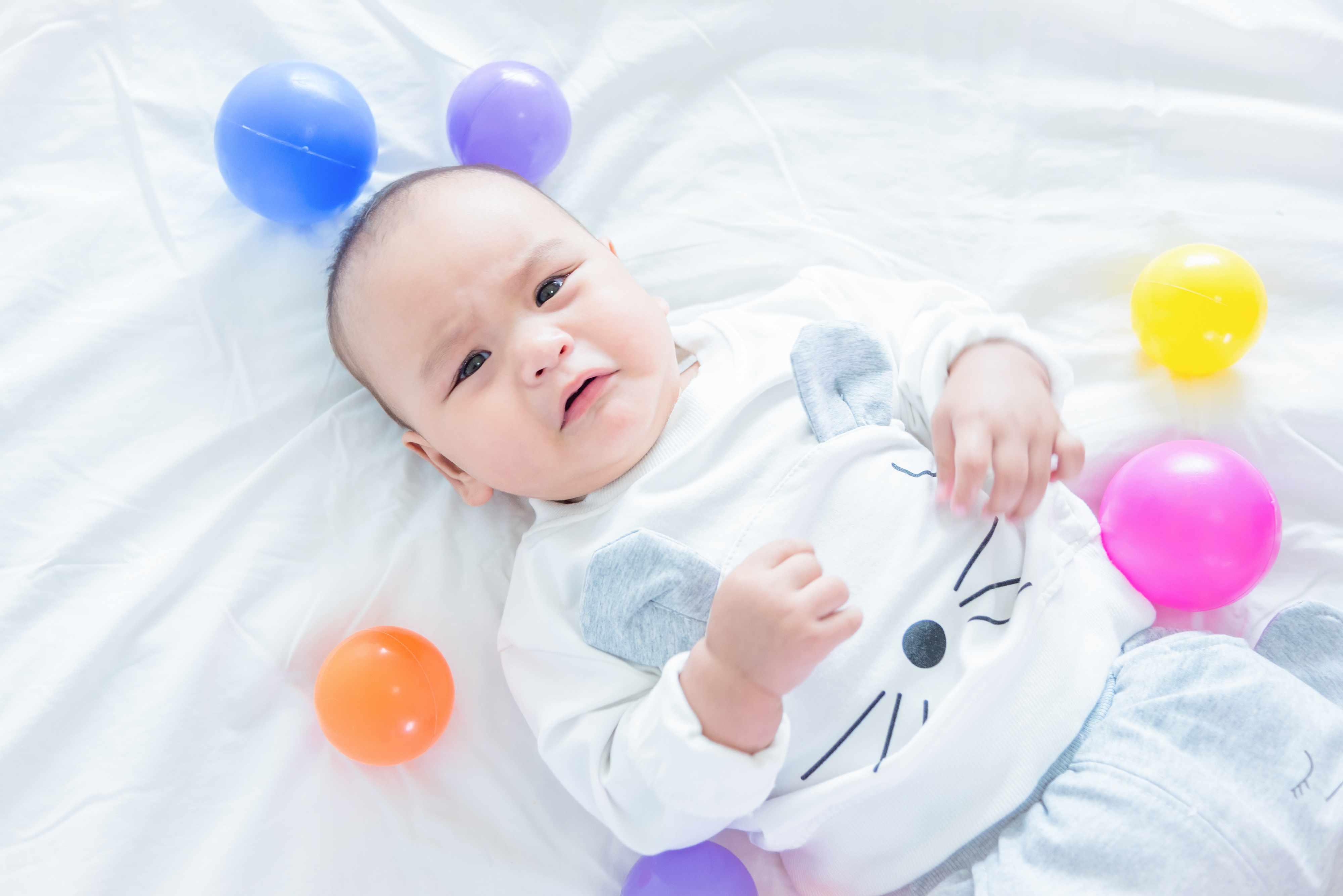 寶寶這5個壞習慣不改掉,再可愛以后都會變丑!