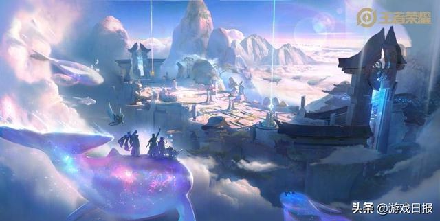 玩家用《我的世界》自制王者荣耀登录界面,足以以假乱真