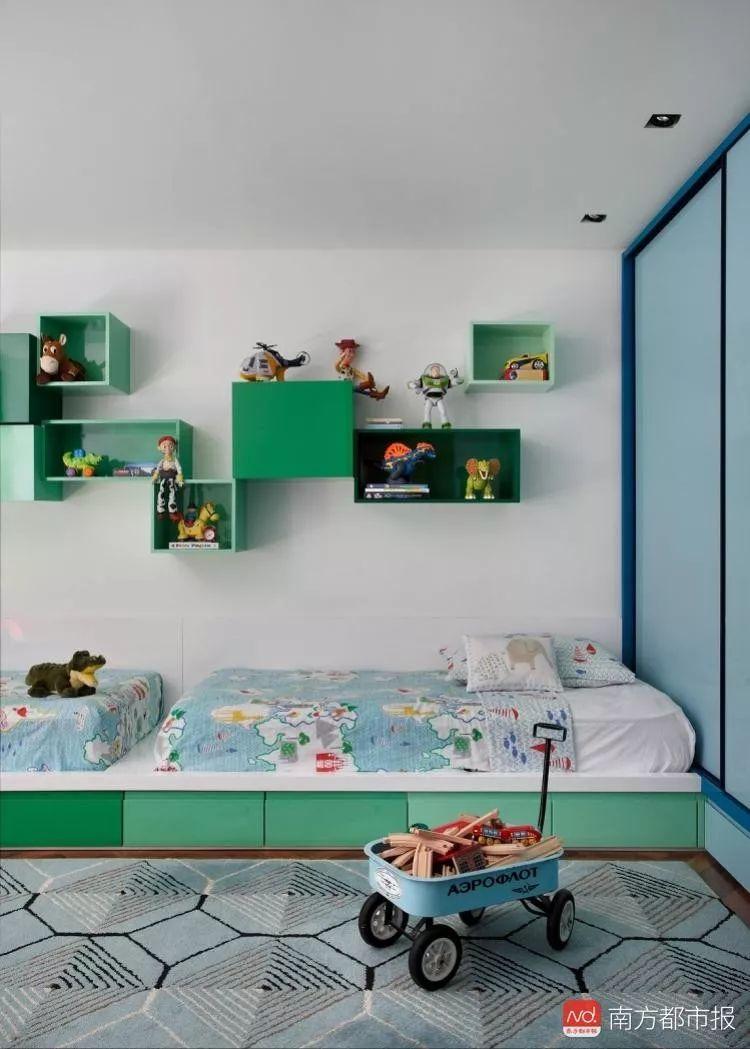 4大趋势,了解国外家长如何装修儿童房