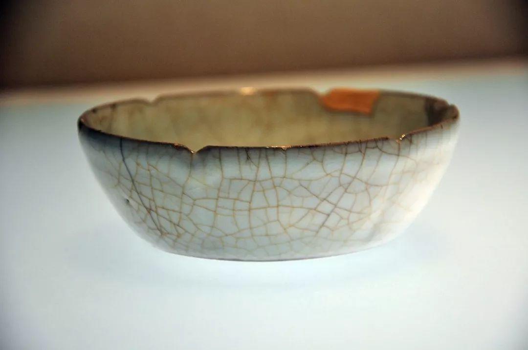 官窑黑定_收藏最系统的博物馆,国博的宋代瓷器赏析_宋瓷