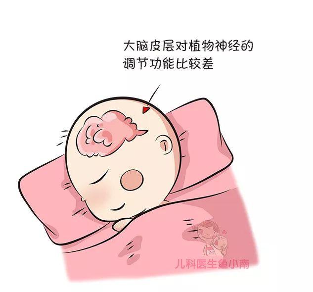 宝宝出汗多就是生病?还是是体虚或缺钙?医生:真正的原因是...
