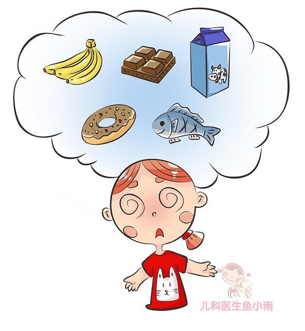 寶寶3歲前,哪些食物不能多吃?最后1個爸媽不知道