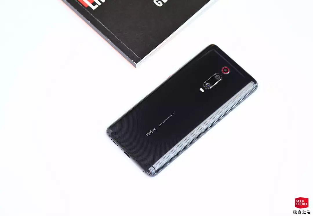 红米 Redmi K20 体验:首发骁龙 730,重回 1999 元