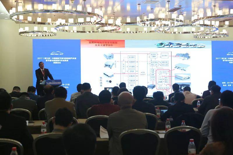 2019(第六届)焚料电池汽车财产谢铺顶峰论坛 暨外国国际氢能取焚料电池手艺使用