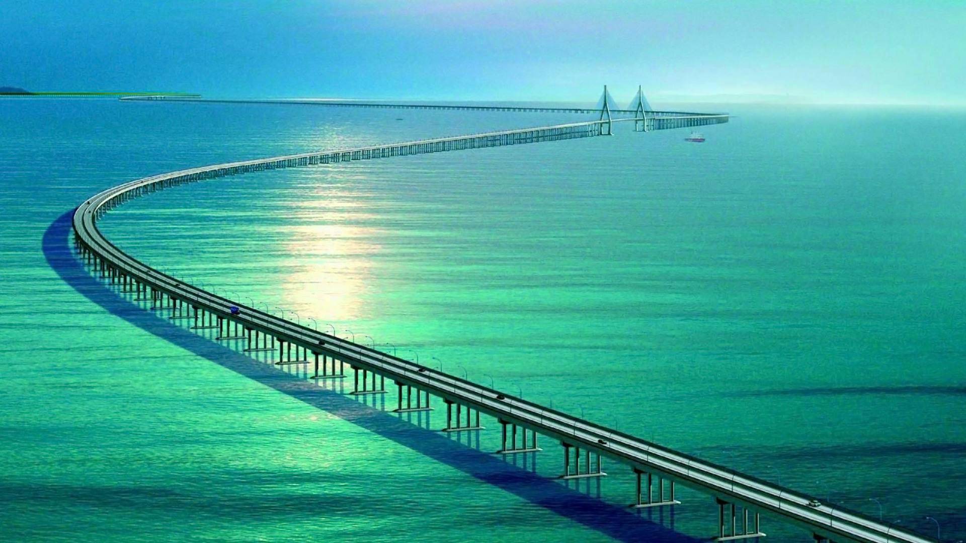广东将迎一座大桥,耗资13亿预计2年内建成,获8项全国之最