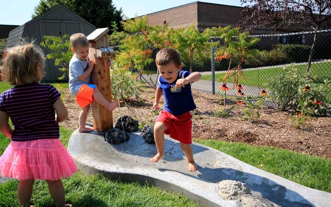 这些最具创意的儿童游乐设施,能承包熊孩子的整个暑假!