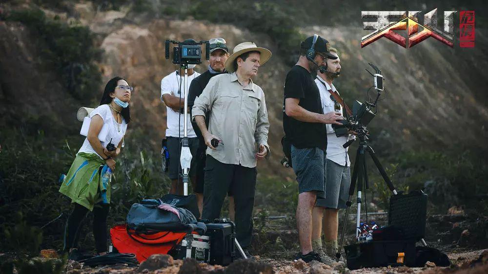 昆凌预告大片顶级曝首发导电,幕后v大片灾难,主演影《双飞》图片