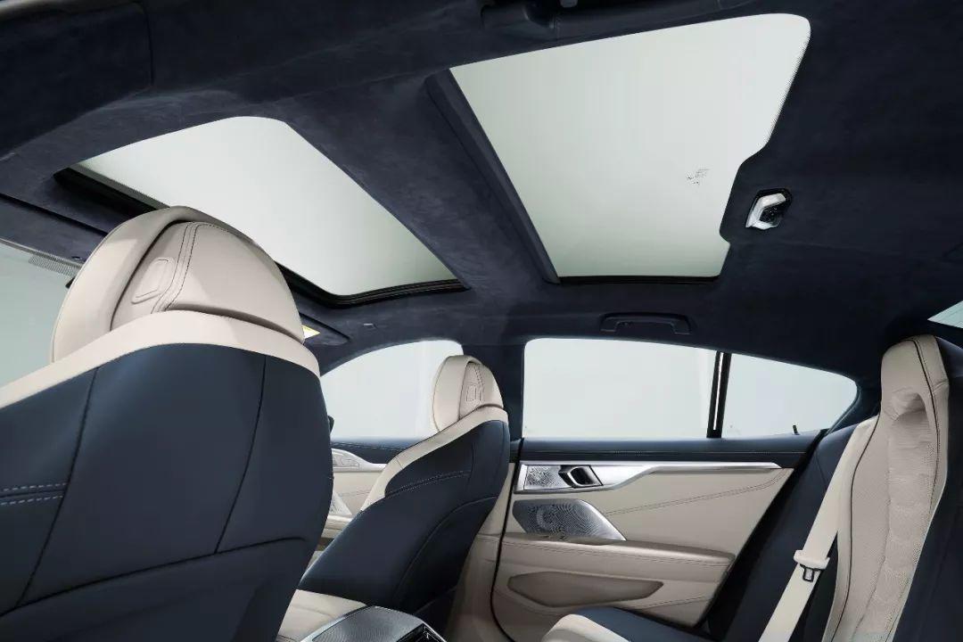 全新BMW 8系四门轿跑车即将璀璨入世,中国市场开启8系家族产品预售